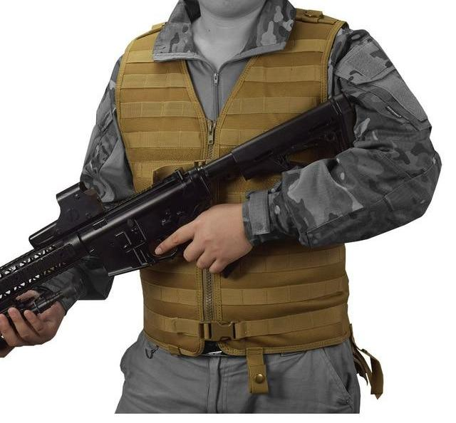 Airsoft Tactical Camouflage Vest