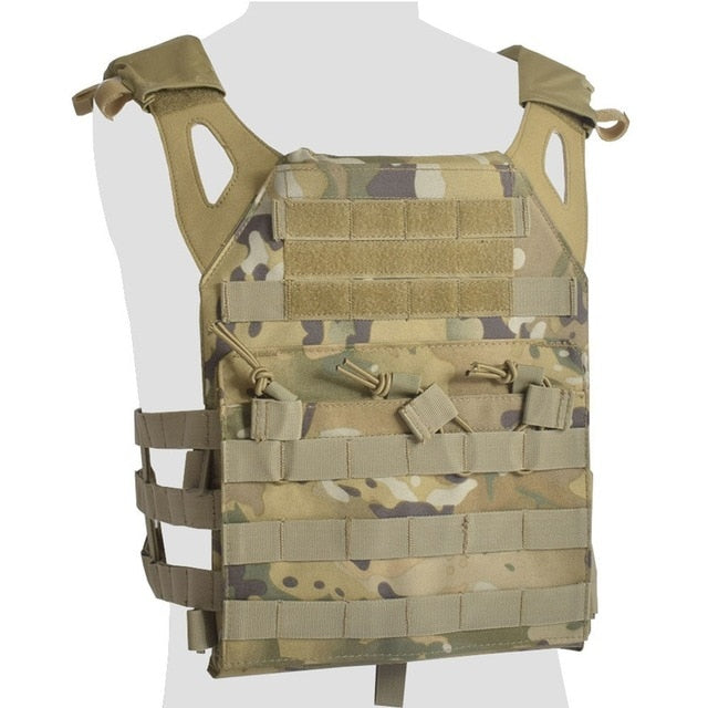 Molle Tactical Vest Military Camouflage