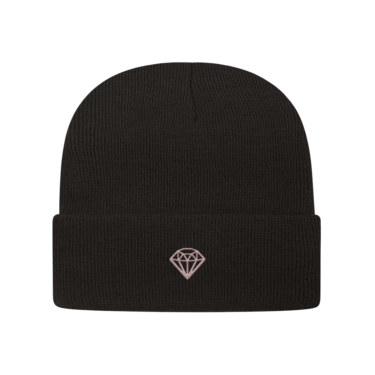 Diamond Knit Hat