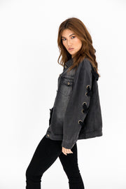 Lace It Up Jacket