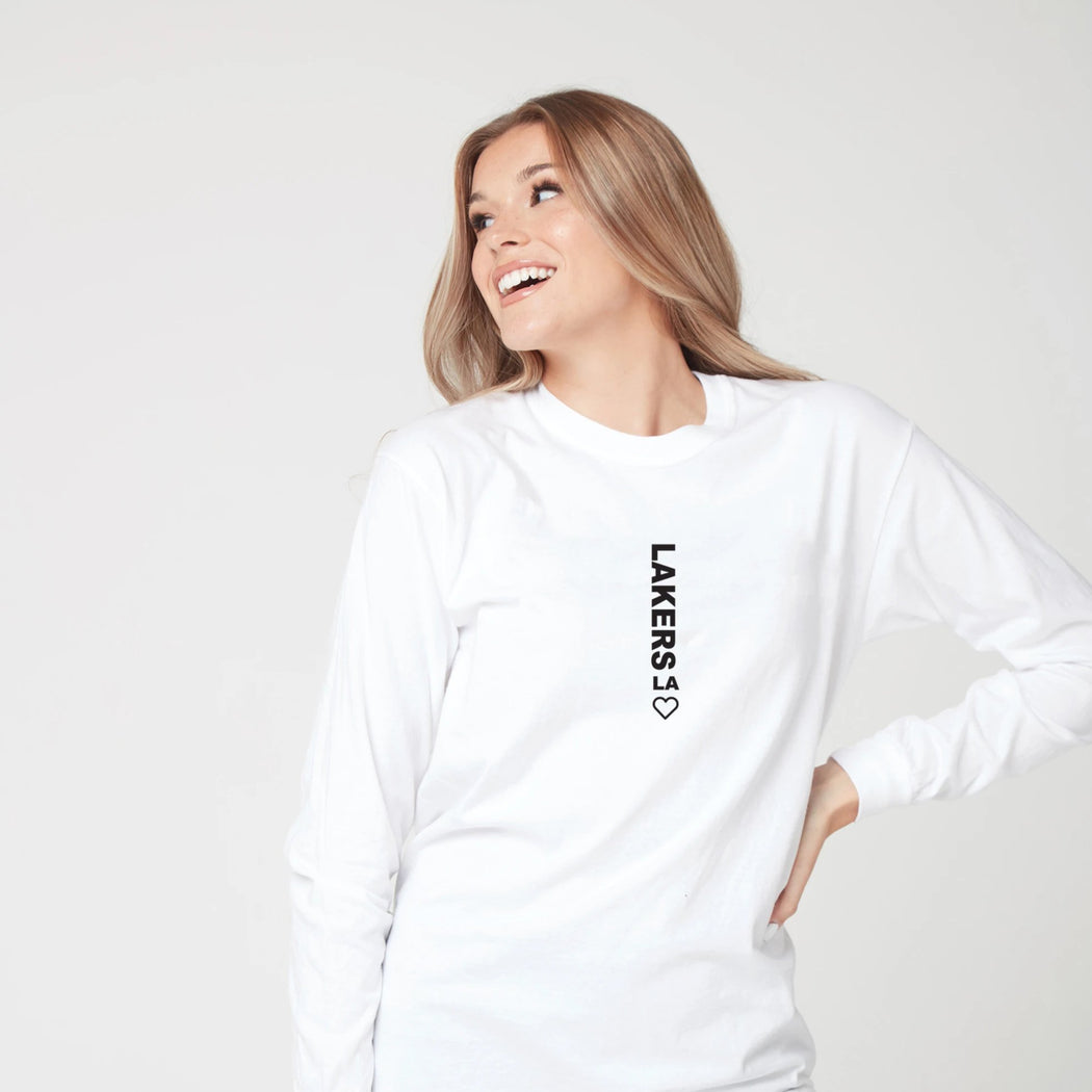 Mind the Gap Long Sleeve Tee