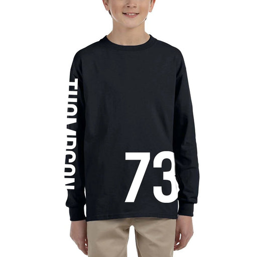 Off Sides Youth Long Sleeve Tee