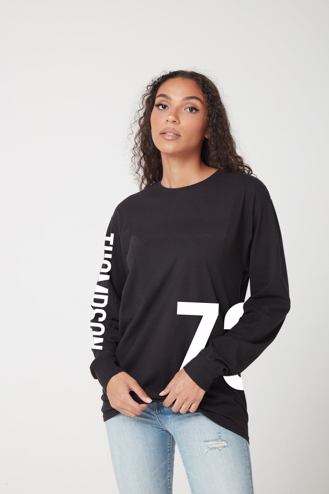 Off Sides Long Sleeve Tee