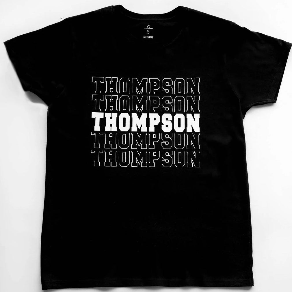 Youth Name Dropper Tee