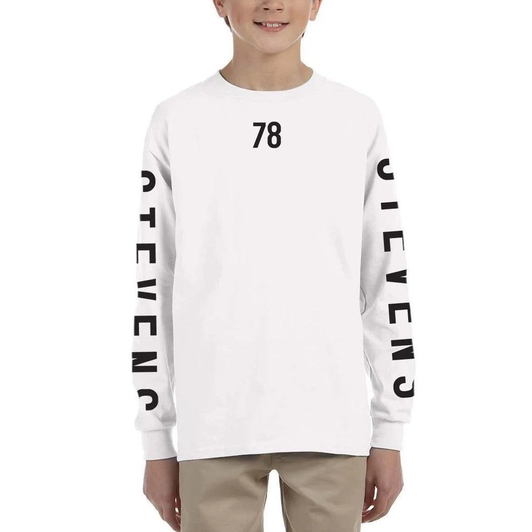 True to You Youth Long Sleeve Tee