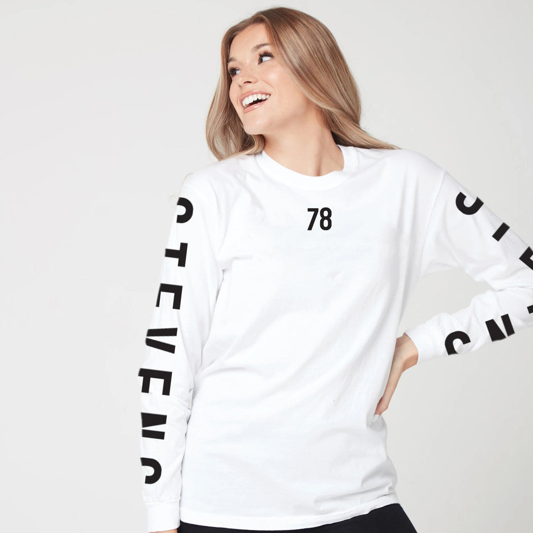 True to You Long Sleeve Tee