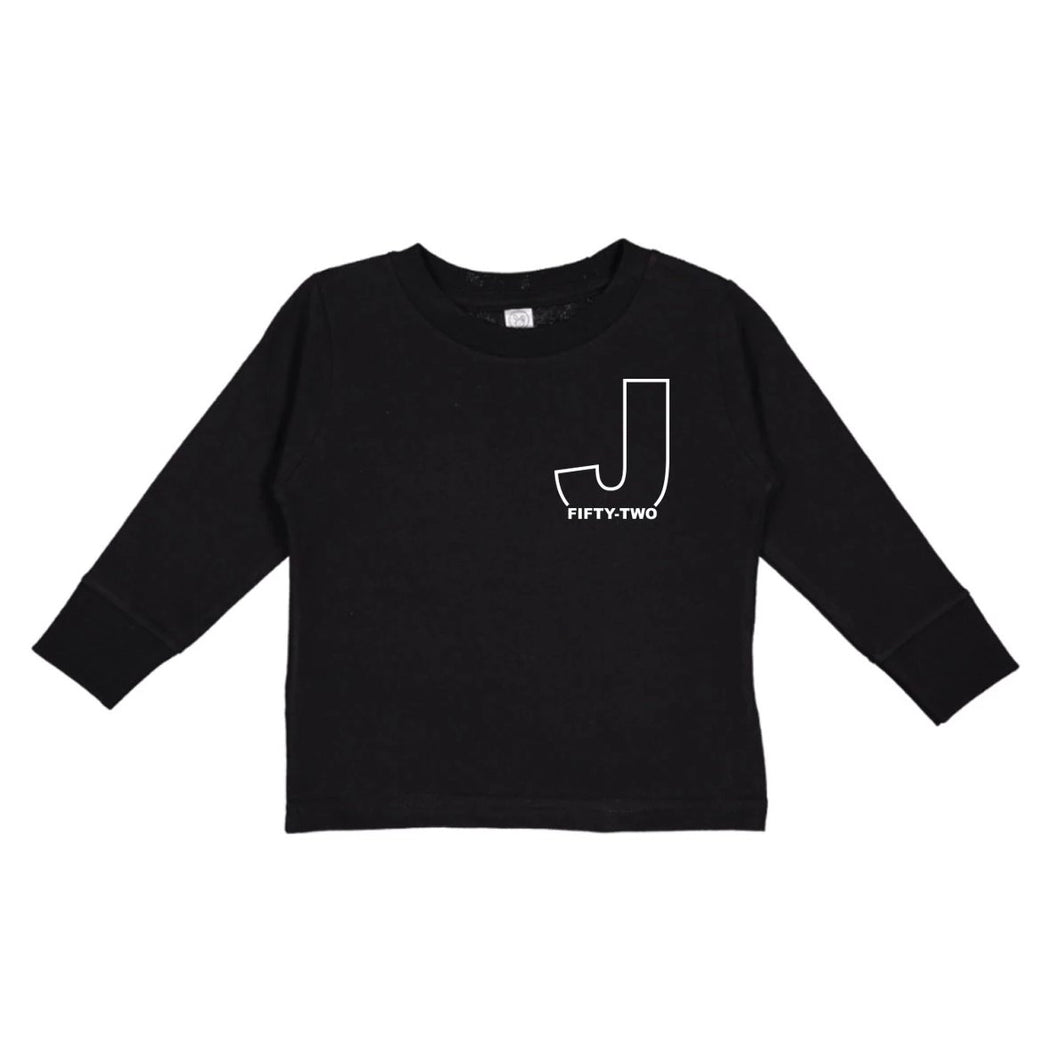 Letterman Long Sleeve- Youth