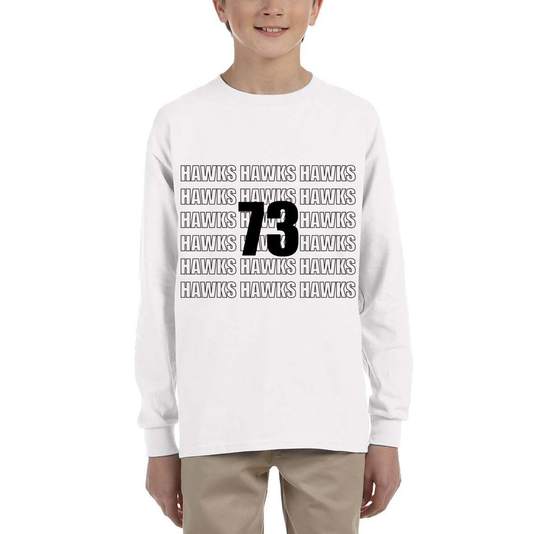 Repeat Long Sleeve- Youth