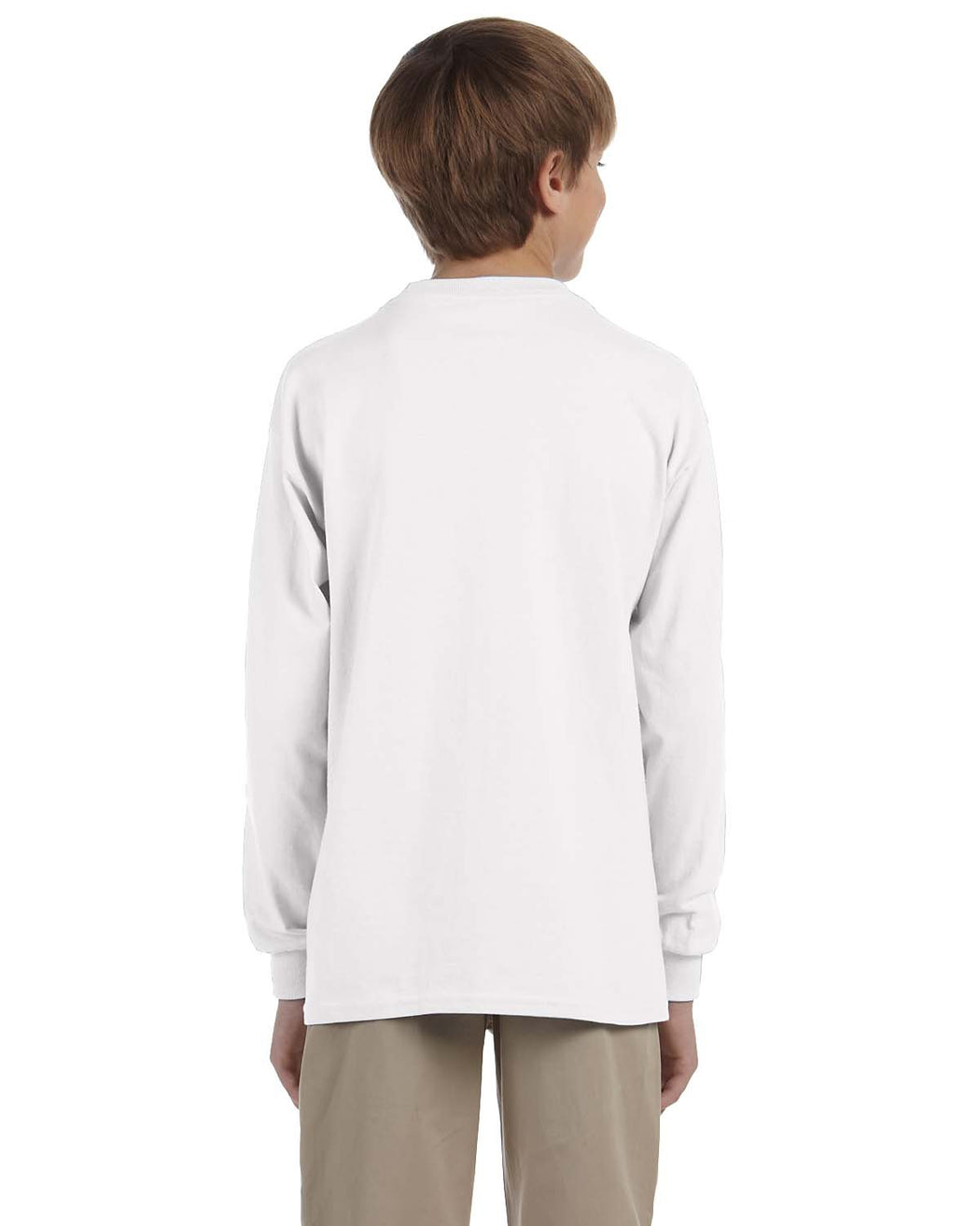 Youth Name Dropper Long Sleeve Tee