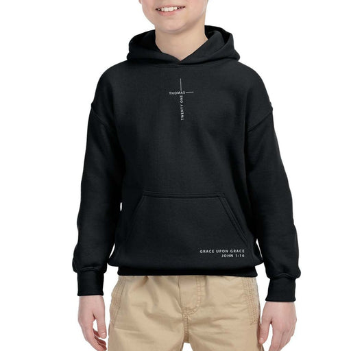 Youth Grace Upon Grace Hoodie