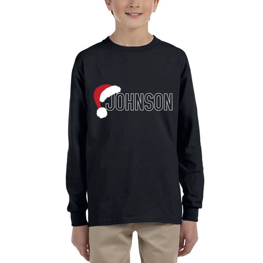Mini Santa Baby Long Sleeve Tee