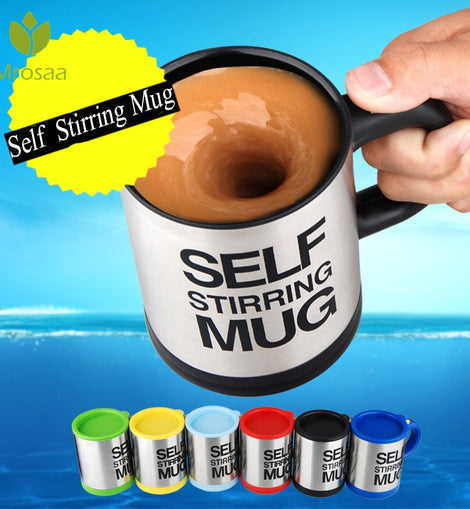 400ml Mugs Automatic Electric Lazy Self Stirring Mug Cup