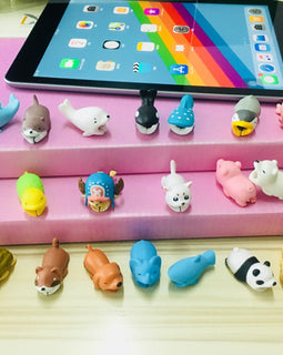 1pcs Cable Chompers Animal Protectors Bite