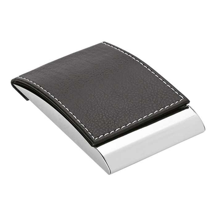 Business Card Case With Magnetic Lid