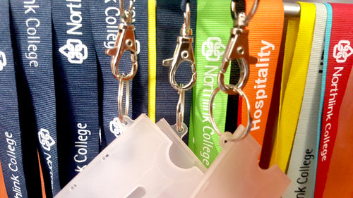 Lanyard with Card Holder
