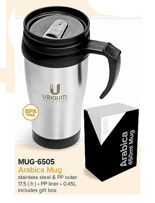Arabica Double Wall Mug - 450ml