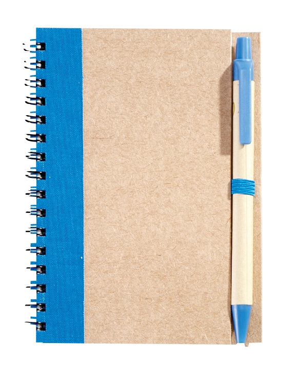 A6 Eco Notebook and Pen