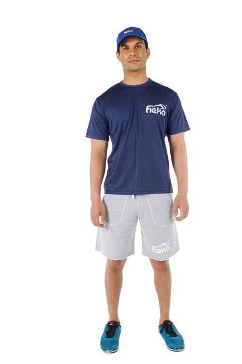 FIEKA Mens Lightweight Peformance T-shirt