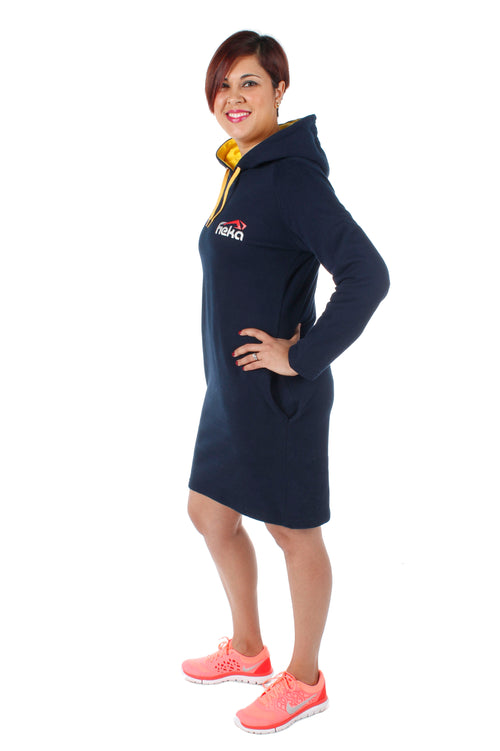 FIEKA Ladies Hooded Pullover