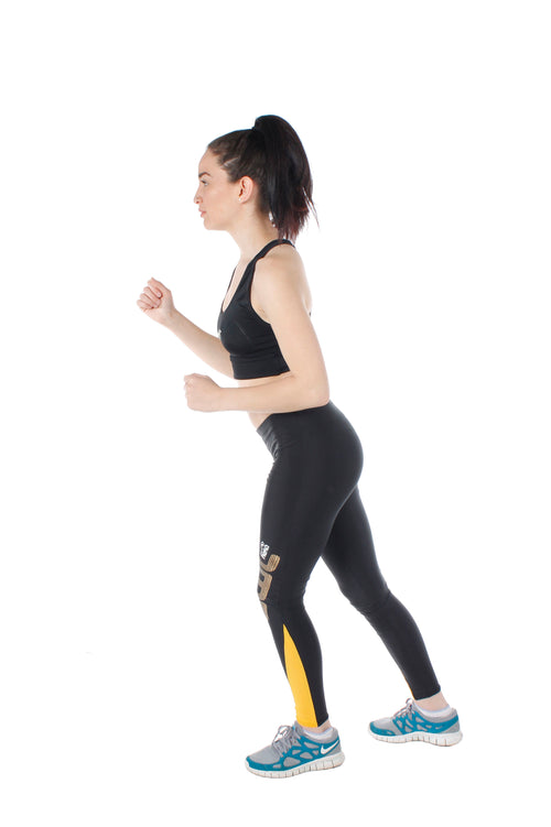 FIEKA Ladies Minimalist Gym Tights