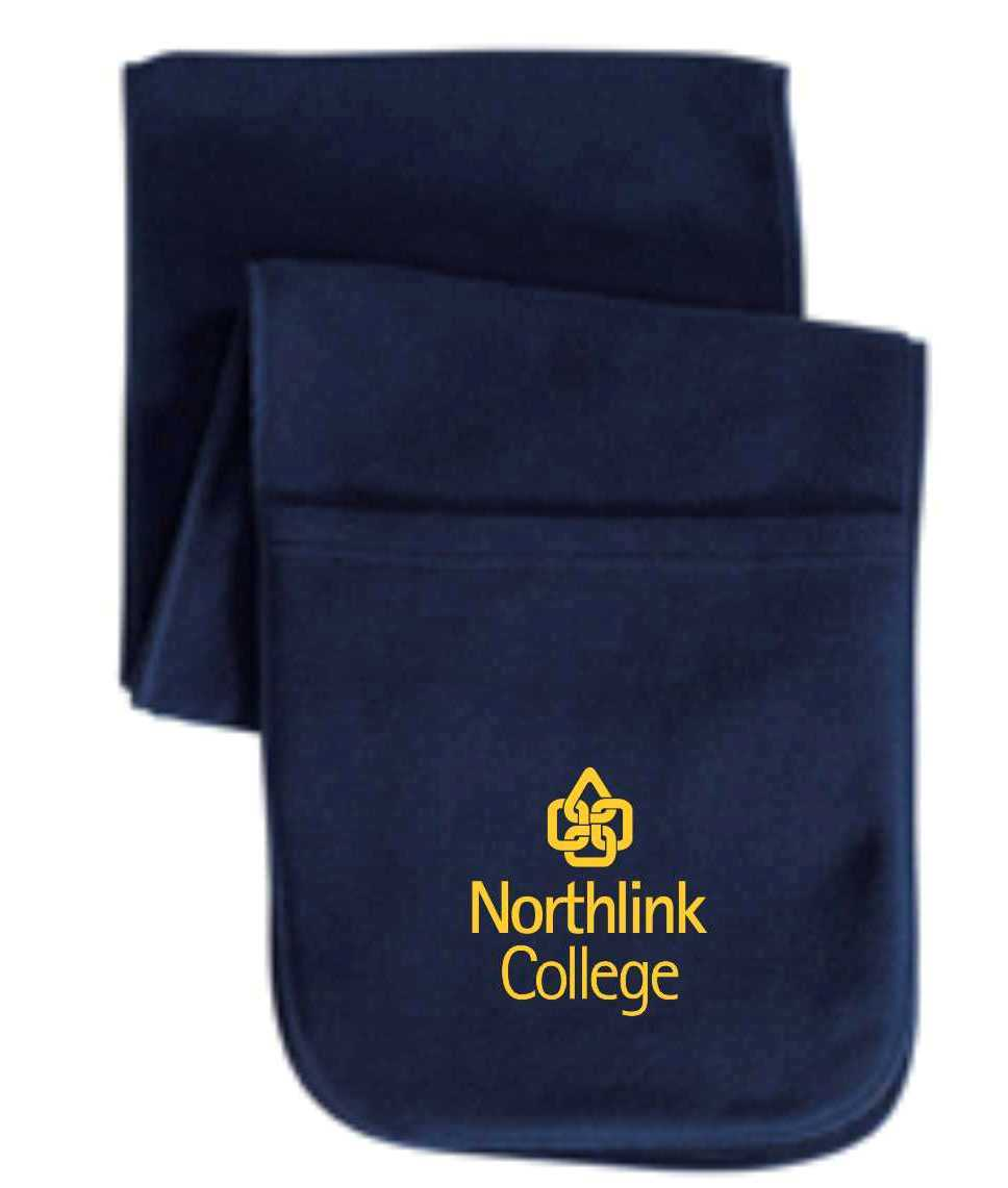 NLC Scarf with Pockets