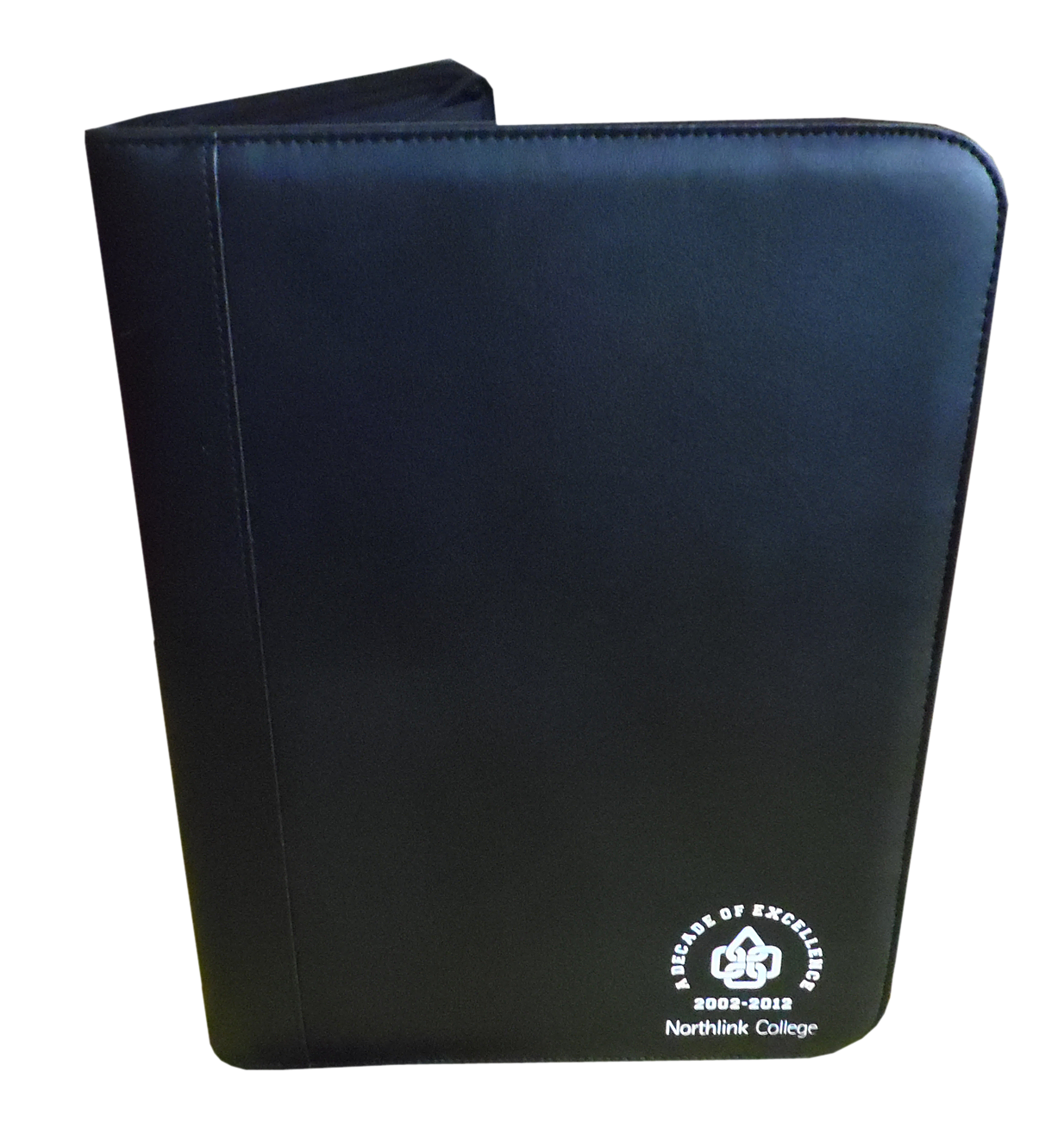 A4 Zip Around Conference Folder
