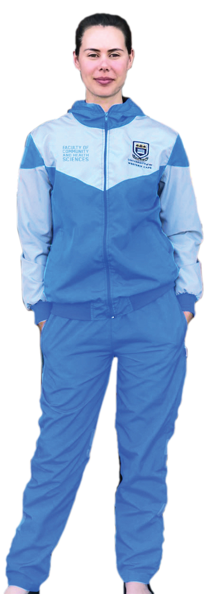 Community & Health Sciences Tracksuit