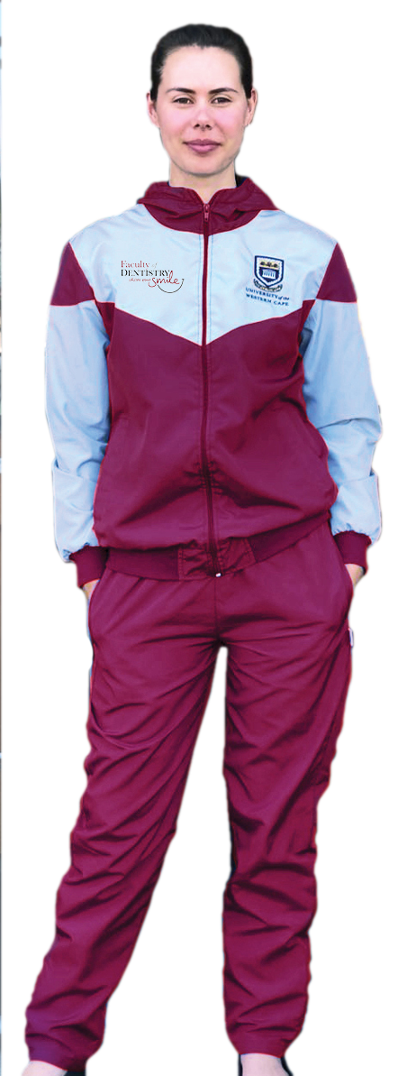Dentistry Faculty Tracksuit