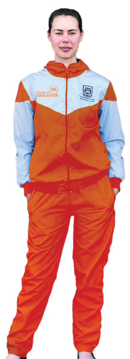 Education Faculty Tracksuit