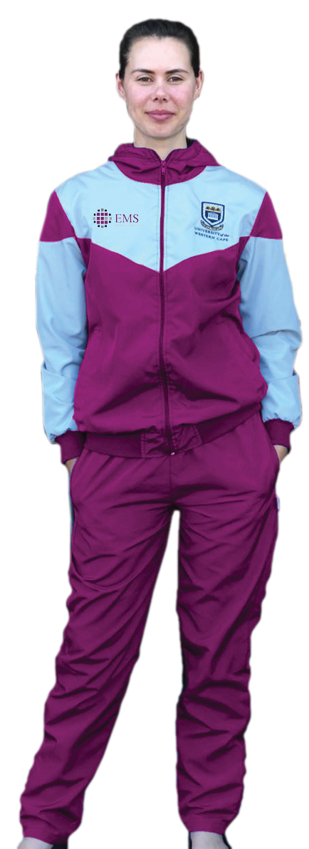 EMS Faculty Tracksuit