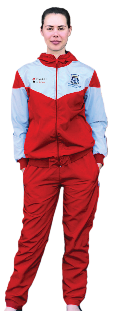 Law Faculty Tracksuit