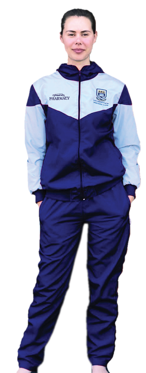 Pharmacy Faculty Tracksuit