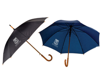 Classic Umbrella with Wooden Handle