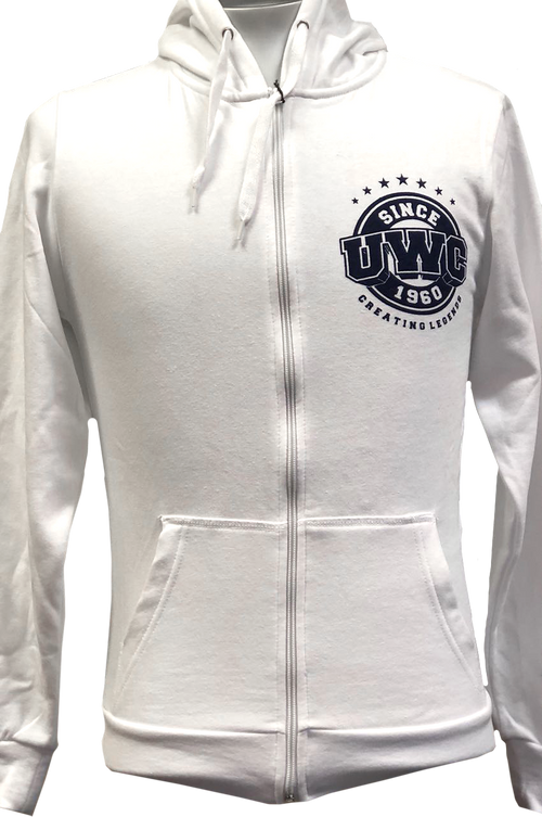 UWC Legends Zip Up Hoodie
