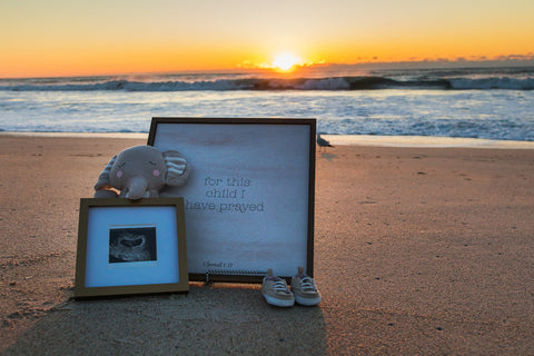 SunSet Pregnancy Announcement