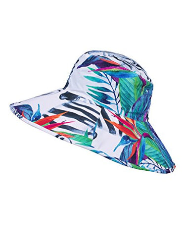 UV Protective Beach Bucket Hats BIKMAN Baby Kids Double Sides