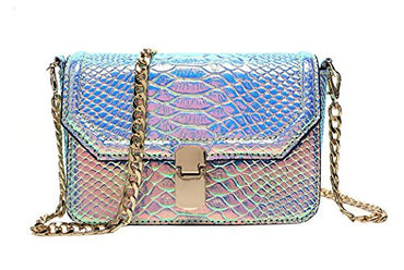 WonderMolly Womens Rectangle Gold Buckle