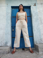 Rabari Patch Lounge Pants - YESHA SANT