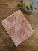 Patchwork Quilted Laptop Sleeve - YESHA SANT