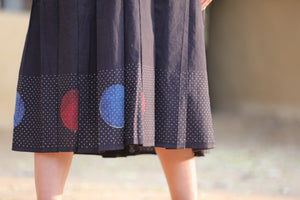 Connecting the Dots Dress - YESHA SANT