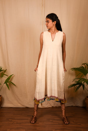 Kutch Mirror Dress - YESHA SANT