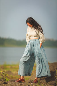 Daydreaming Flare Pants - YESHA SANT