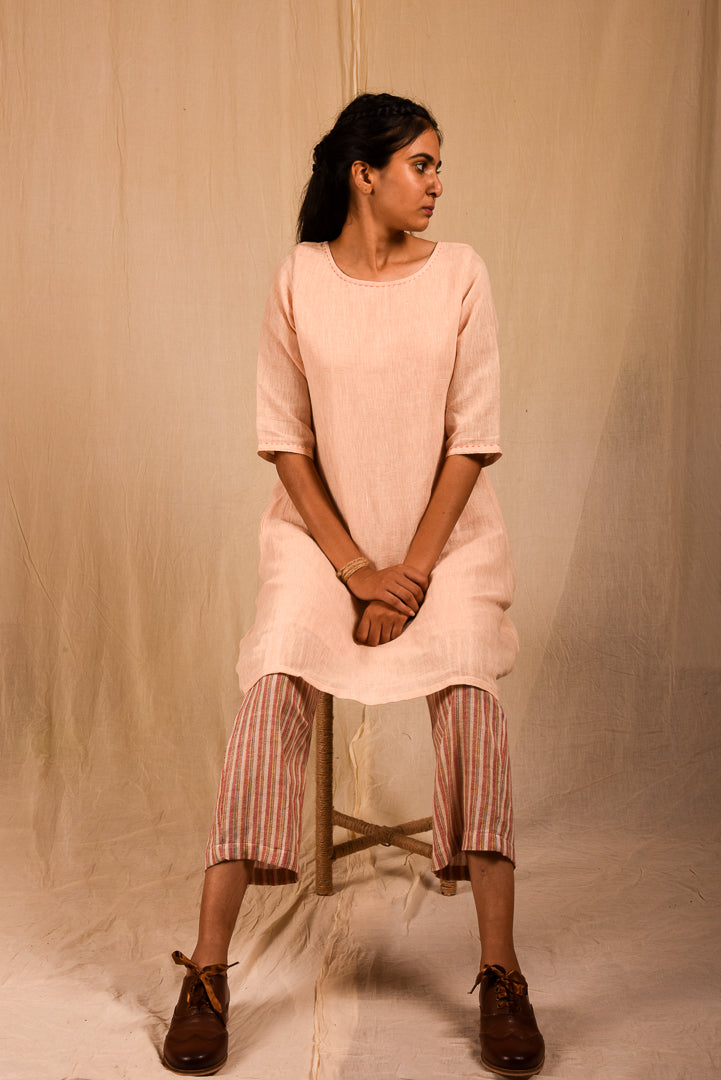 Khadi Stripes Pants