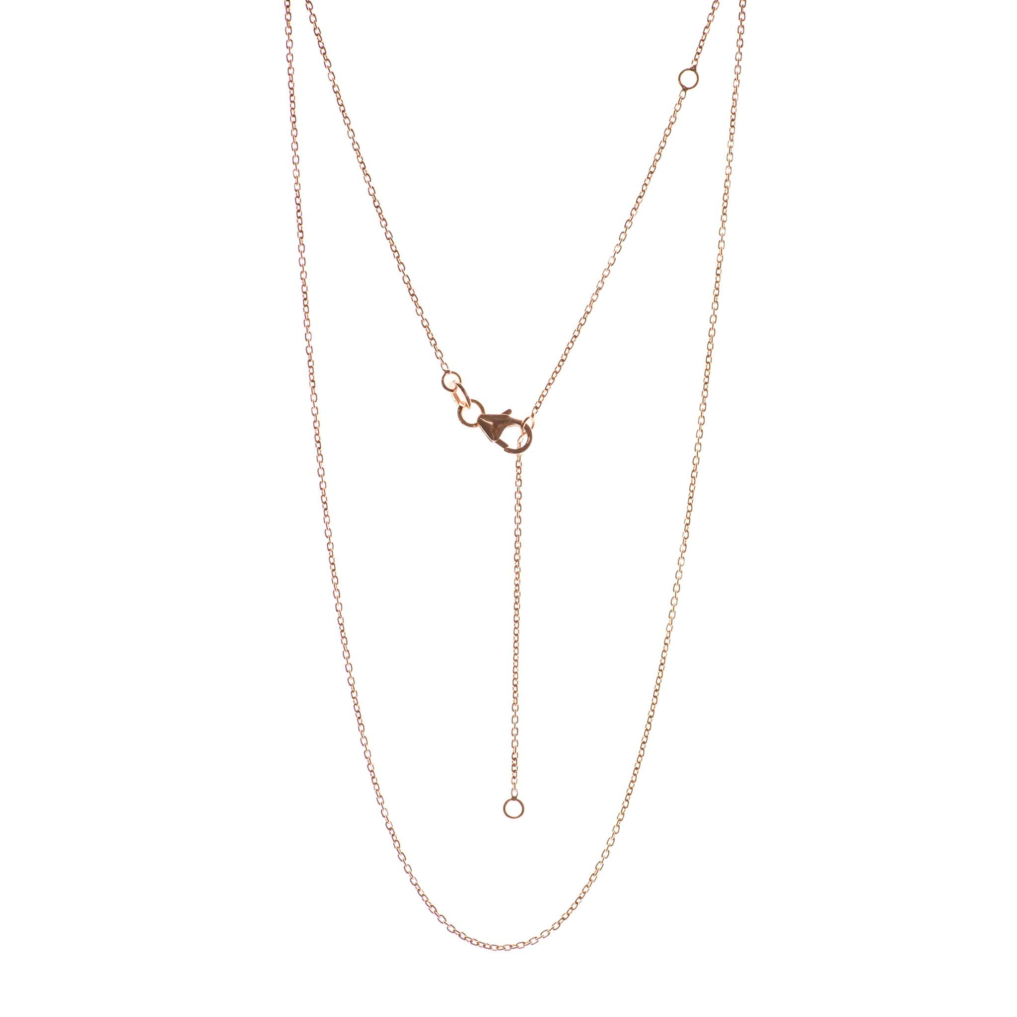 "16-20"" Rose Gold 