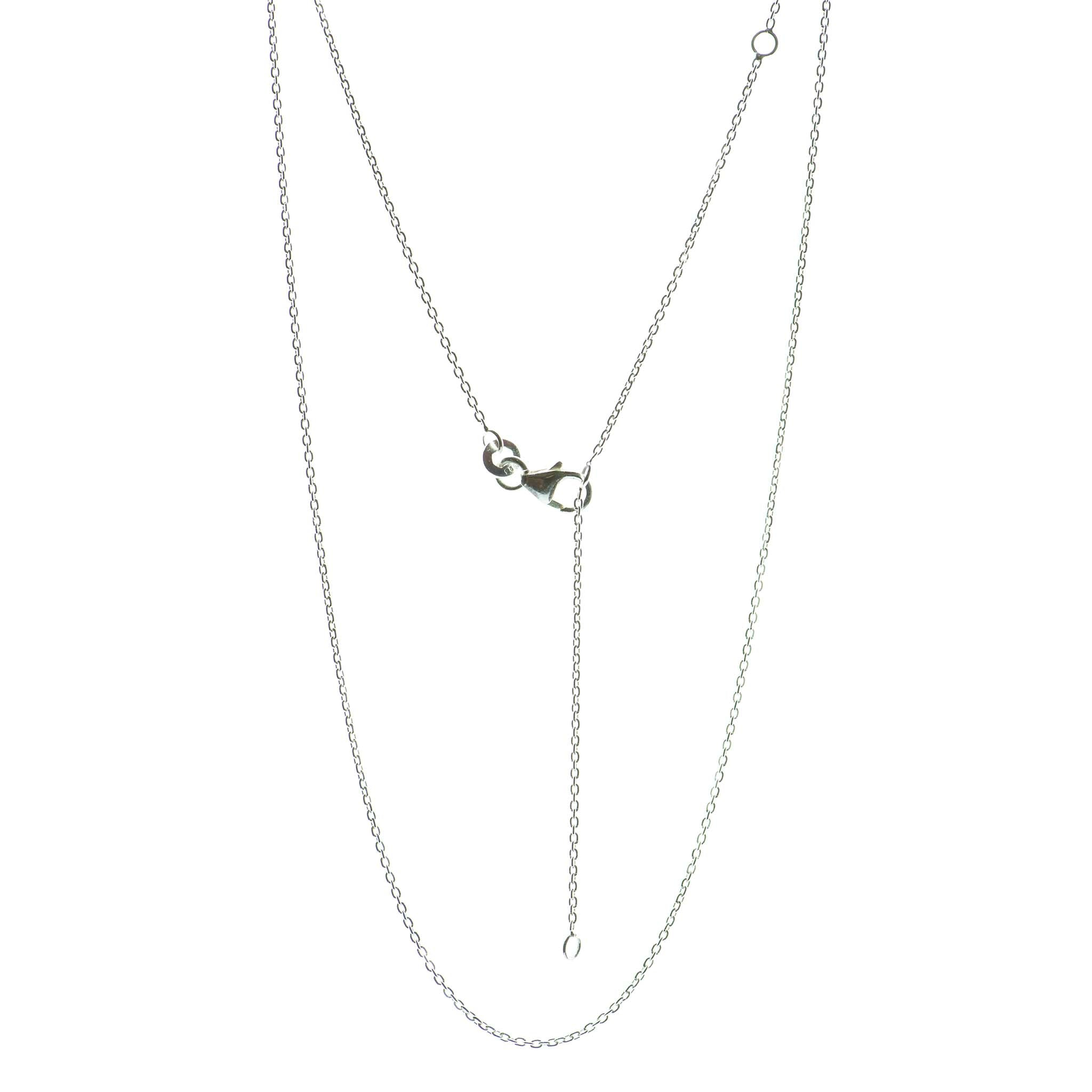 "16-20"" Sterling Silver 