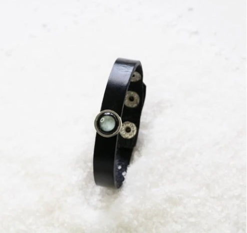 The Humboldt Bracelet in Charcoal