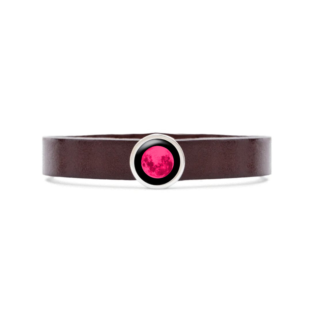 Pink Moon Humboldt Bracelet in Brown