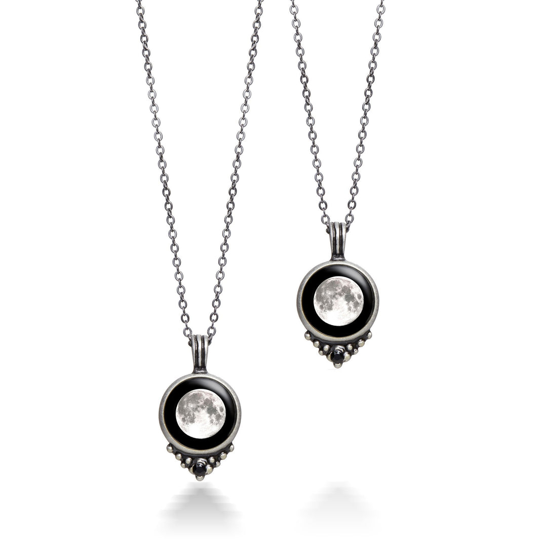 lunar sign necklace
