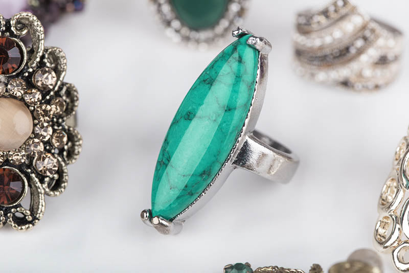 Light Green Turquoise Jewelry Uses and Meaning