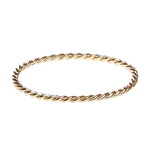 TousiAttar Twist Ring